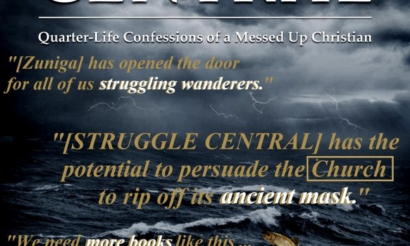 """Struggle Central"" by Thomas Mark Zuniga reviews"