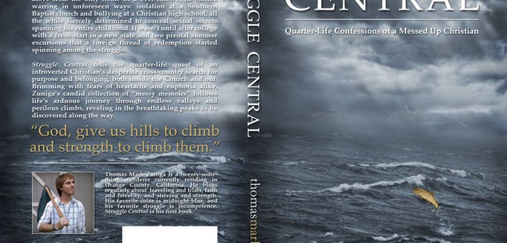 Struggle Central paperback