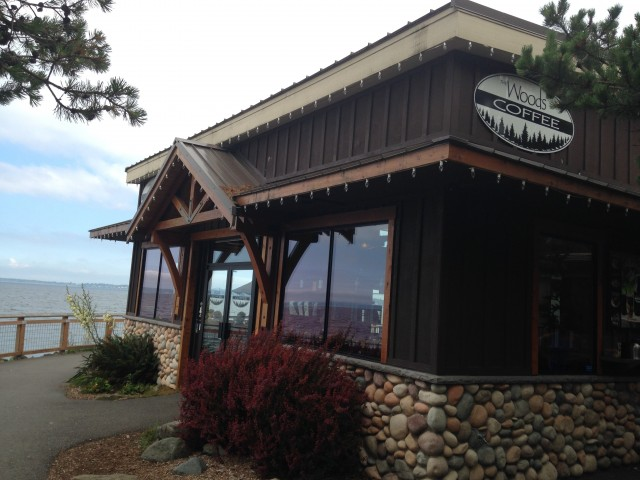 #RunningTo: The Woods Coffee; Bellingham, WA