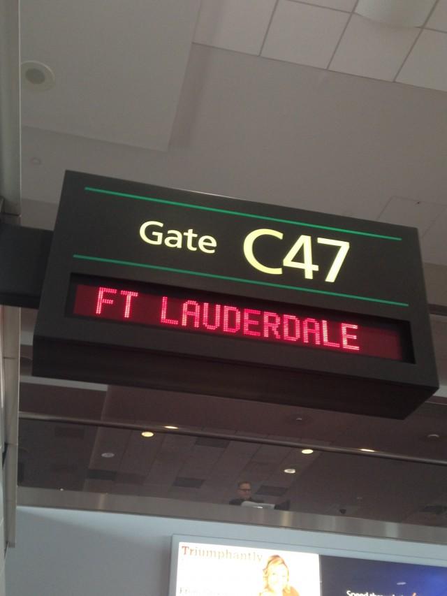 #RunningTo: Ft. Lauderdale