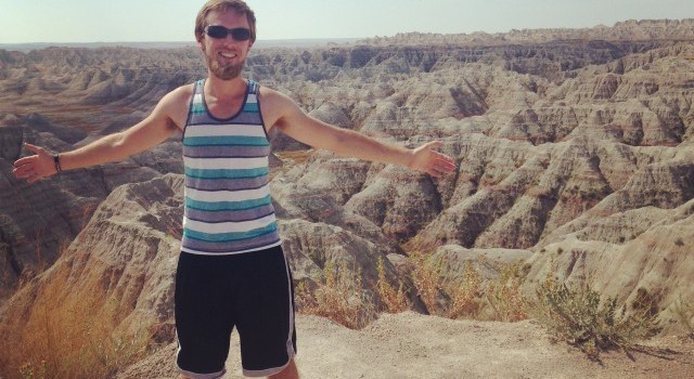 #RunningTo: The Badlands, SD