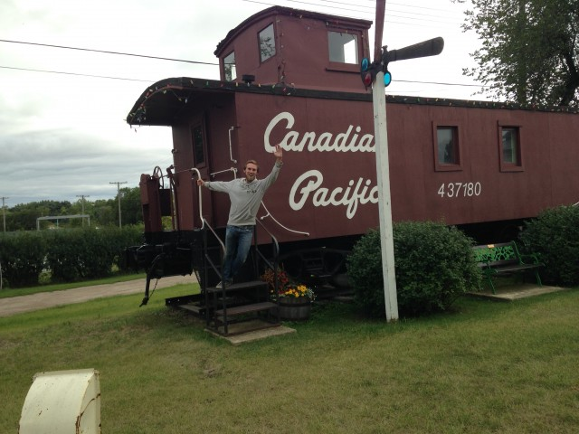 #RunningTo: Canadian Pacific