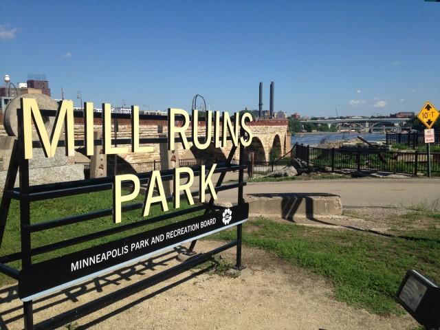#RunningTo: Minneapolis