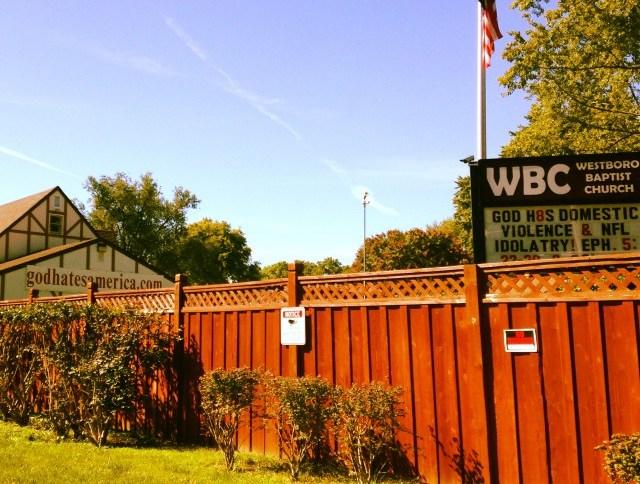 #RunningTo: Westboro Baptist Church
