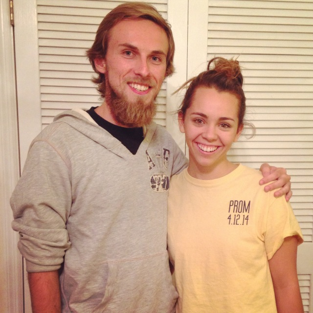 #RunningTo: Meeting Baylor from Survivor