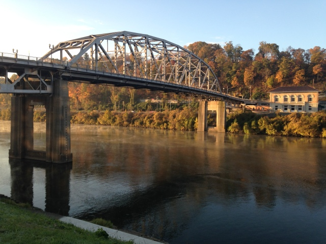#RunningTo: Charleston, WV