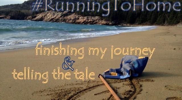 #RunningToHome