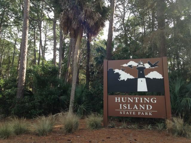 #RunningTo: Hunting Island, SC
