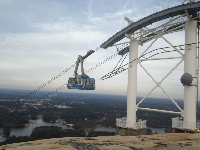 #RunningTo: Stone Mountain, GA
