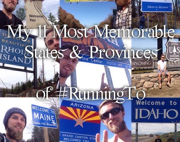 #RunningTo: My 11 Most Memorable States & Provinces