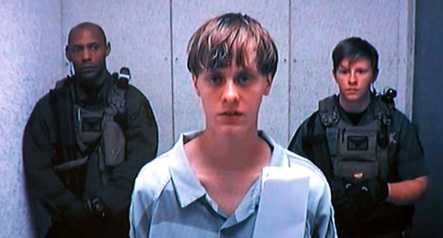 Dylann Roof forgiveness
