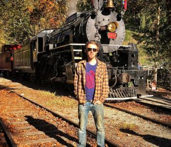 Wandering Wednesday #18: Great Smoky Mountain Railroad