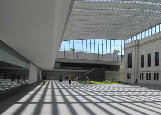 Cleveland Museum of Art's New Atrium