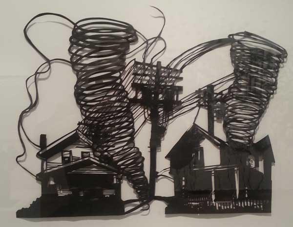 "Julie Friedman's ""Broken Wire"""