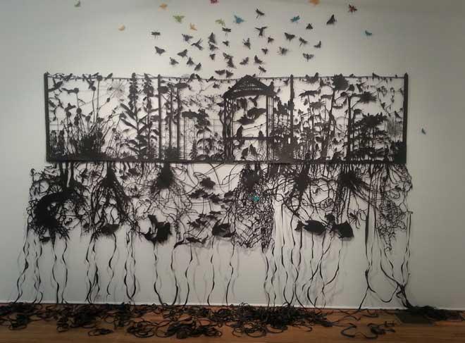 """Julie Friedman's """"Eutopia"""""""