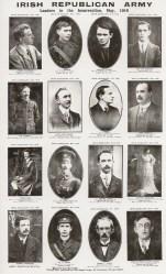 Leaders of Easter Rising 1916