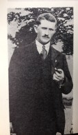 Thomas Ashe after release from Lewes Prison 1917