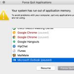On @apple's Lack of Improvement