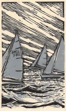 Thomas Rauschenfels WoodcutLinocut Prints