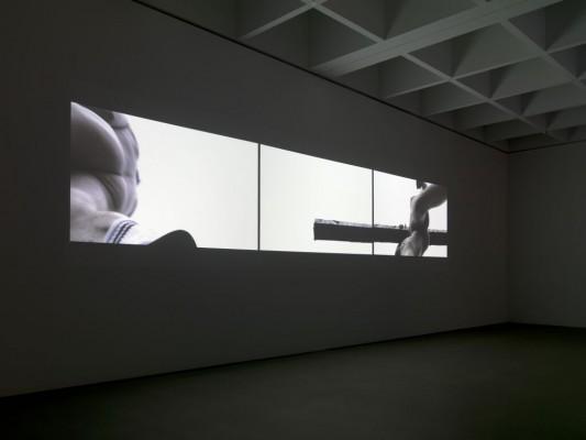 Thomas Steffl video installation