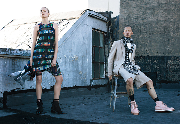 RALPH MECKE for Flaunt Magazine