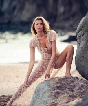 Vogue España   The ANGELS by David Bellemere
