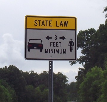 New Mississippi Law Protects Bicyclists From Accidents