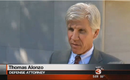 Thomas V. Alonzo news interview