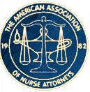 logo of The American Association of Nurse Attorneys