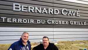 Bernard Cavé signe sa vingtième vinification