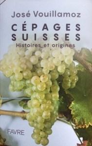 «Cépages suisses» de José Vouillamoz — Après la «bible», le bréviaire helvétique