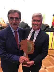 Prix Giacomo Tachis: retour aux origines