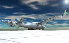 80 mètres de long Ici, la longueur serait la même qu'un A380-900