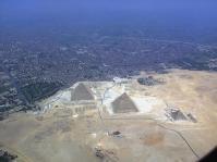 1. Les pyramides de Gizeh