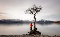 Le Loch Lomond est l'un des plus beaux lacs d'Écosse ! Ses alentours offrent des balades inoubliables !