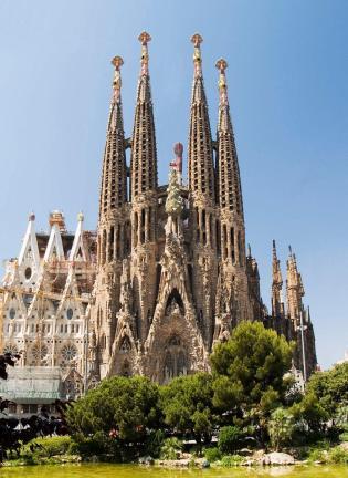 4. La Sagrada Familia