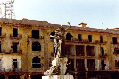 Beirut, Lebanon 1982