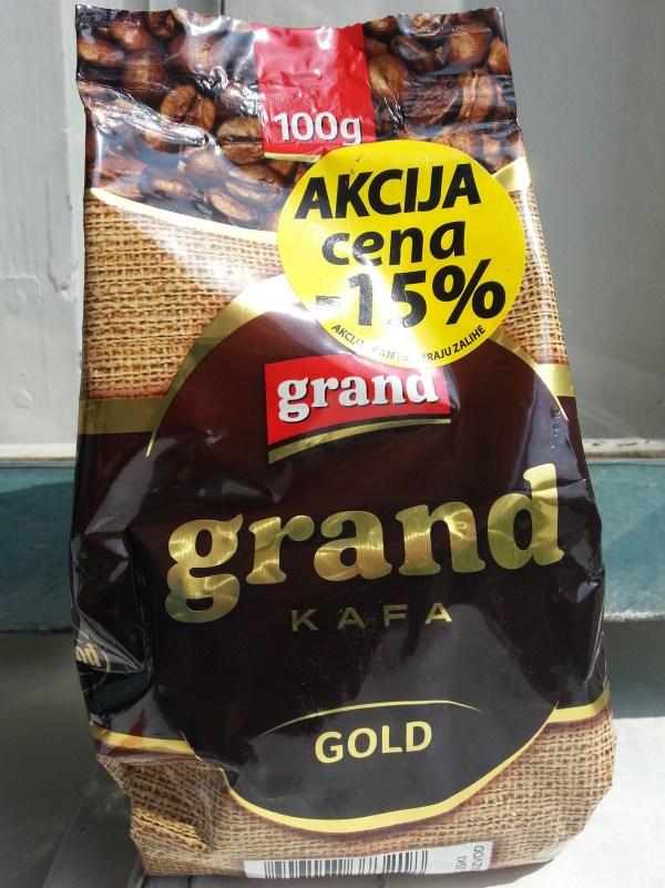 Kaffee aus Serbien