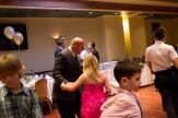 Alexandria and Daddy Dancing