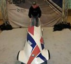 Pushing the Bobsled