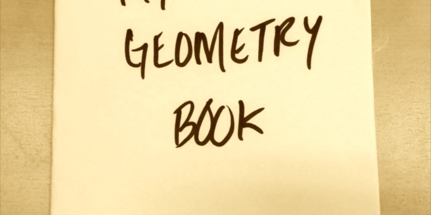 Week 32 – Actually Getting To Geometry This Year