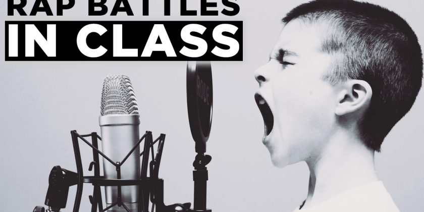Epic Rap Battles in the Classroom