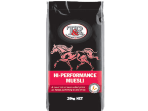 Thompson and Redwood Hi Performance Muesli