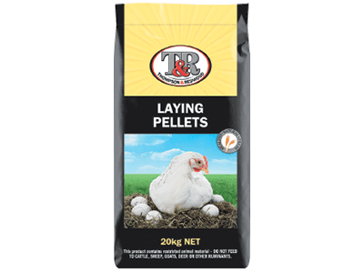 Thompson and Redwood Premium Laying Pellets