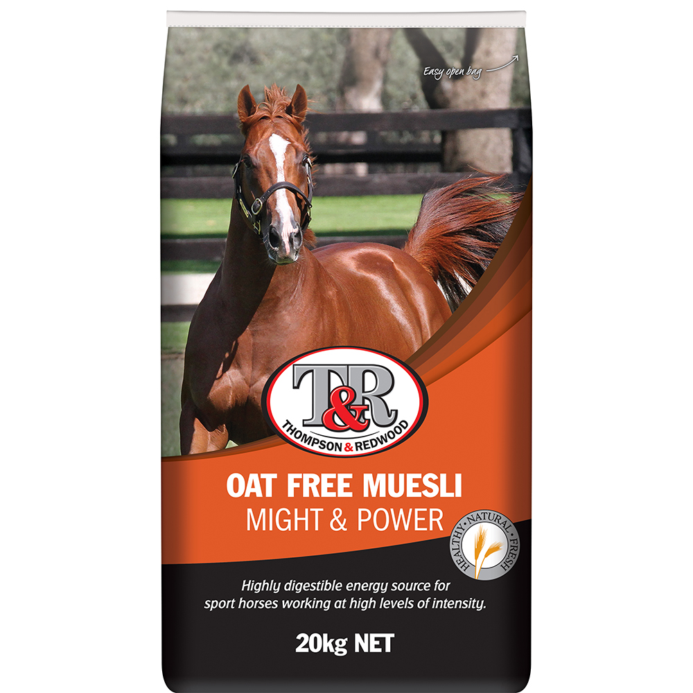 Thompson and Redwood Oat Free Muesli