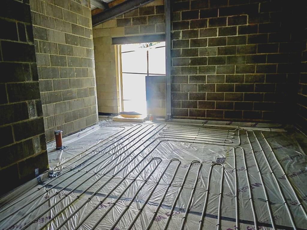 Thompson Community Hall progress-30