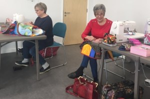 Wayland quilters