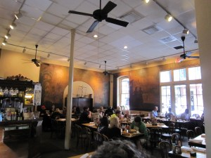 Gumbo Shop Dining Room