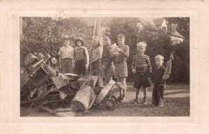 WWII Scrap Drive