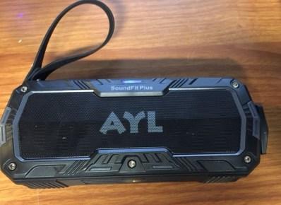 Bluetooth speaker3